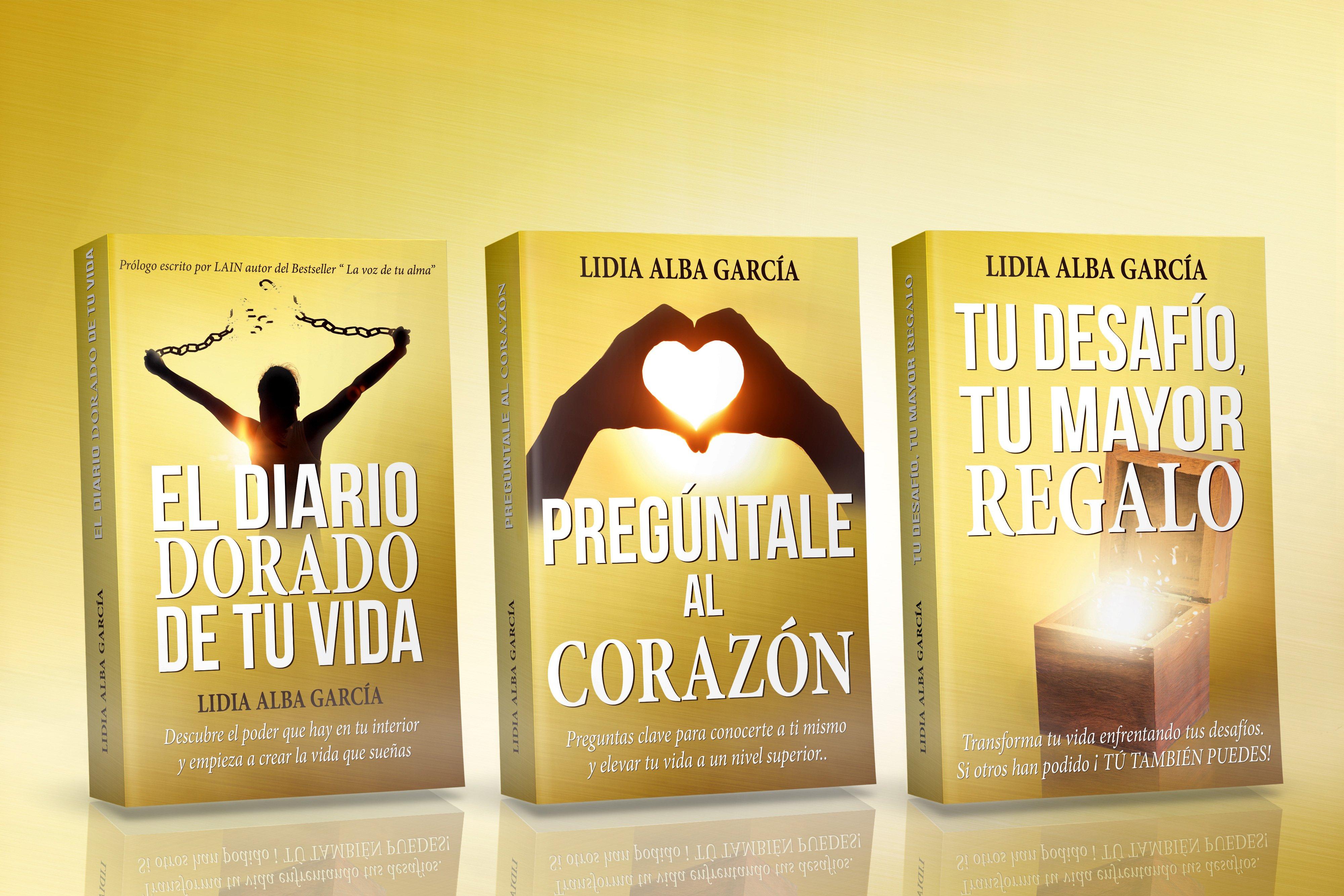 Trilogía el diario dorado de tu vida