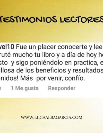 Testimonio 004 - Lidia Alba García