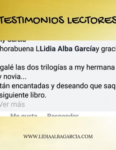 Testimonio 006 - Lidia Alba García