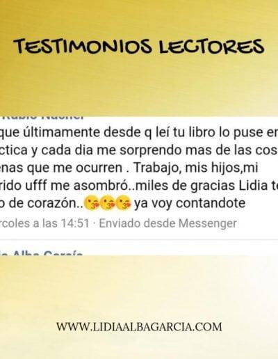 Testimonio 009 - Lidia Alba García