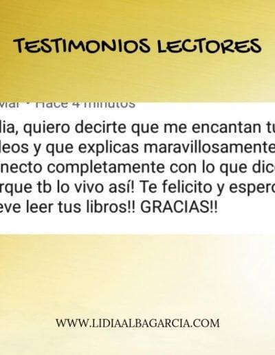 Testimonio 010 - Lidia Alba García