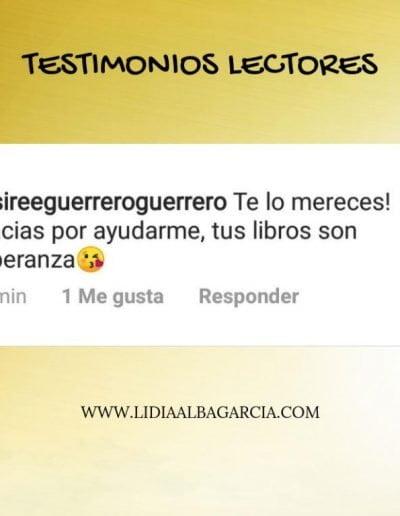 Testimonio 011 - Lidia Alba García