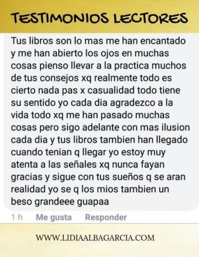 Testimonio 012 - Lidia Alba García