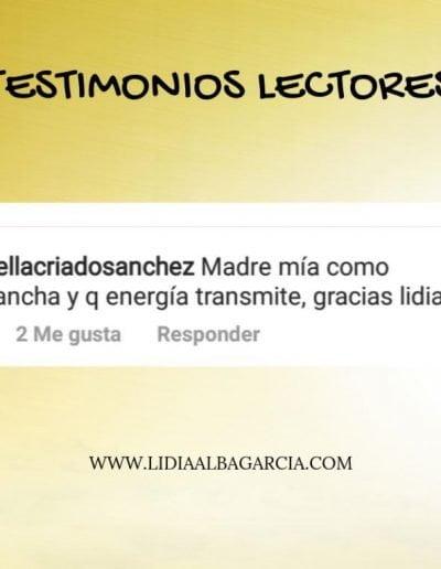 Testimonio 013 - Lidia Alba García