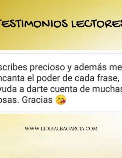 Testimonio 014 - Lidia Alba García