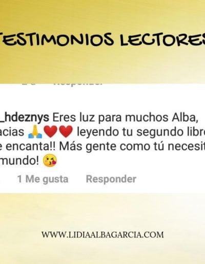 Testimonio 016 - Lidia Alba García