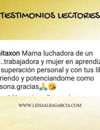 Testimonio 017 - Lidia Alba García