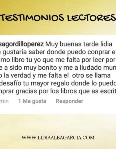 Testimonio 019 - Lidia Alba García