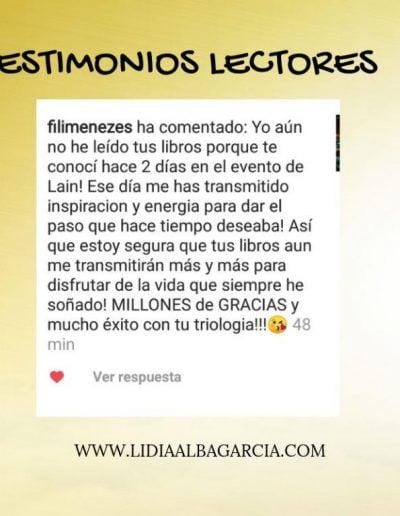 Testimonio 021 - Lidia Alba García