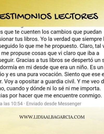 Testimonio 022 - Lidia Alba García