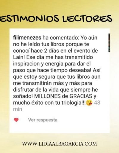 Testimonio 025 - Lidia Alba García