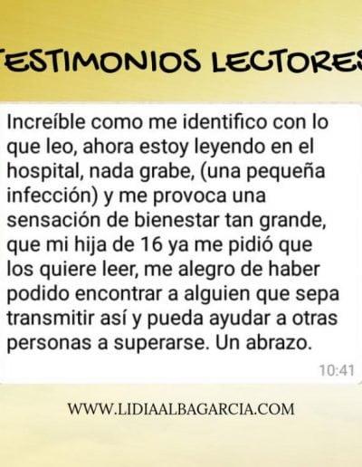 Testimonio 026 - Lidia Alba García