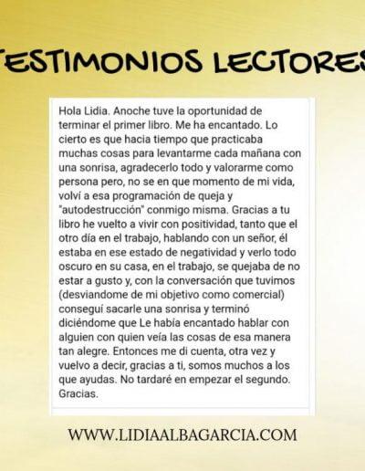 Testimonio 028 - Lidia Alba García