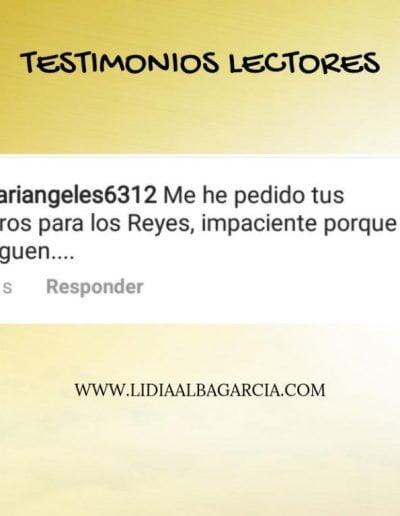 Testimonio 031 - Lidia Alba García