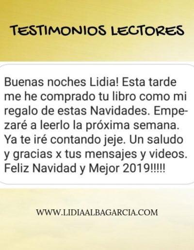 Testimonio 034 - Lidia Alba García