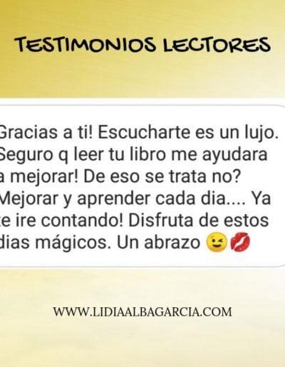Testimonio 035 - Lidia Alba García
