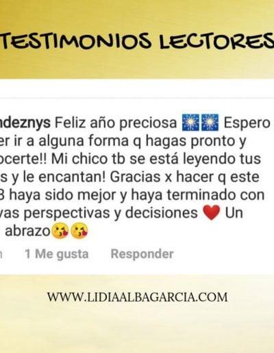 Testimonio 037 - Lidia Alba García
