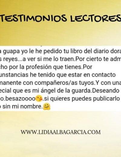 Testimonio 038 - Lidia Alba García