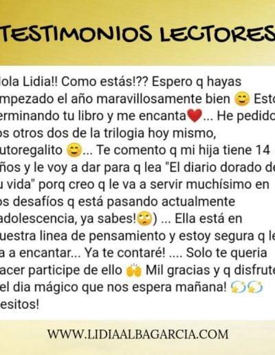 Testimonio 039 - Lidia Alba García