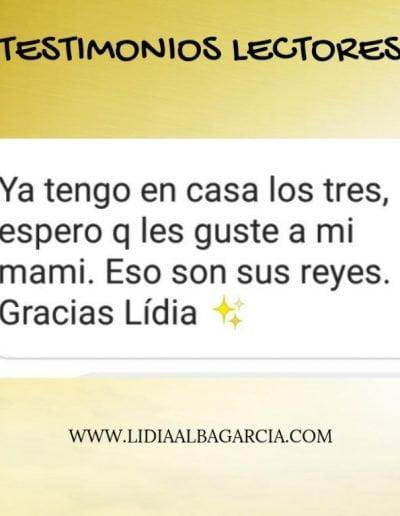 Testimonio 040 - Lidia Alba García