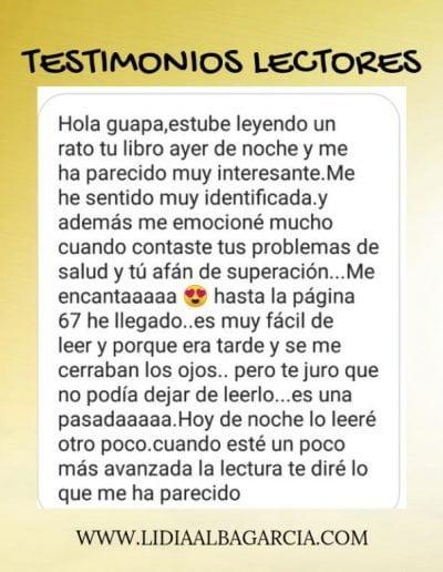 Testimonio 042 - Lidia Alba García