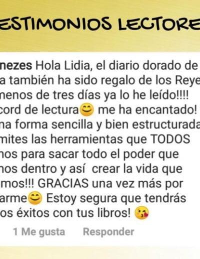 Testimonio 046 - Lidia Alba García