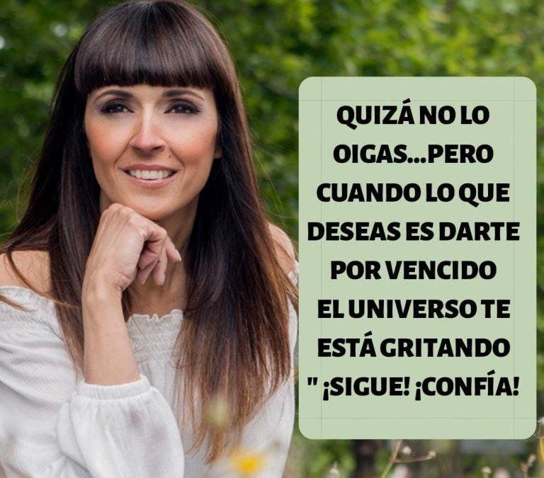 LO QUE VA A SOLUCIONAR TU PROBLEMA ES TU FORMA DE ACTUAR ANTE ÉL - Lidia Alba García