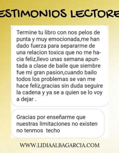 Testimonio 055 - Lidia Alba García