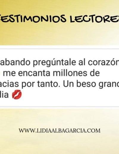 Testimonio 057 - Lidia Alba García
