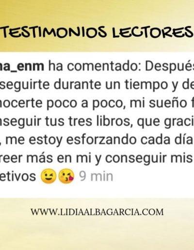 Testimonio 058 - Lidia Alba García