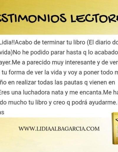 Testimonio 060 - Lidia Alba García