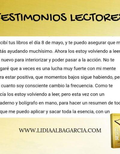 Testimonio 062 - Lidia Alba García