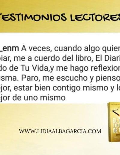 Testimonio 063 - Lidia Alba García
