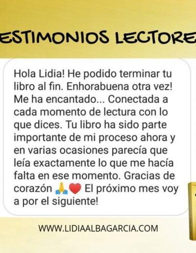 Testimonio 064 - Lidia Alba García