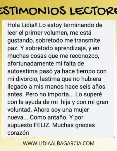 Testimonio 065 - Lidia Alba García