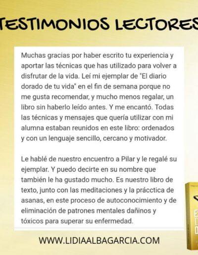 Testimonio 070 - Lidia Alba García