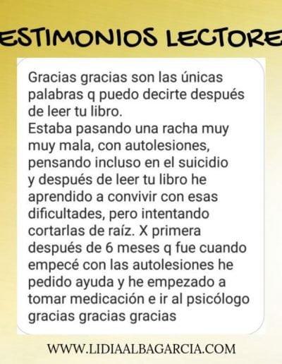 Testimonio 071 - Lidia Alba García