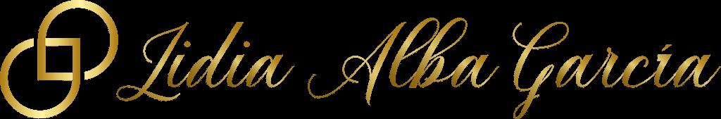 Logo portada - Lidia Alba García