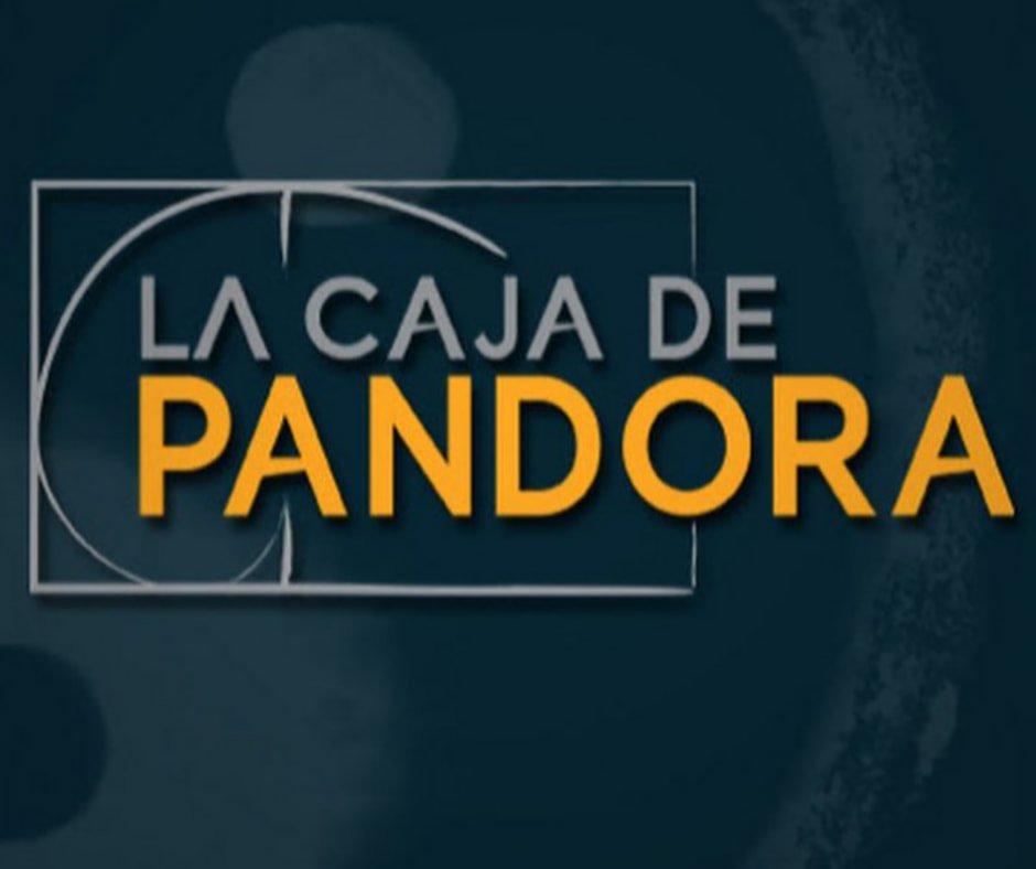 La caja de pandora - Lidia Alba García