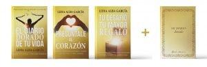 Trilogía Completa + Diario Personal - Lidia Alba García