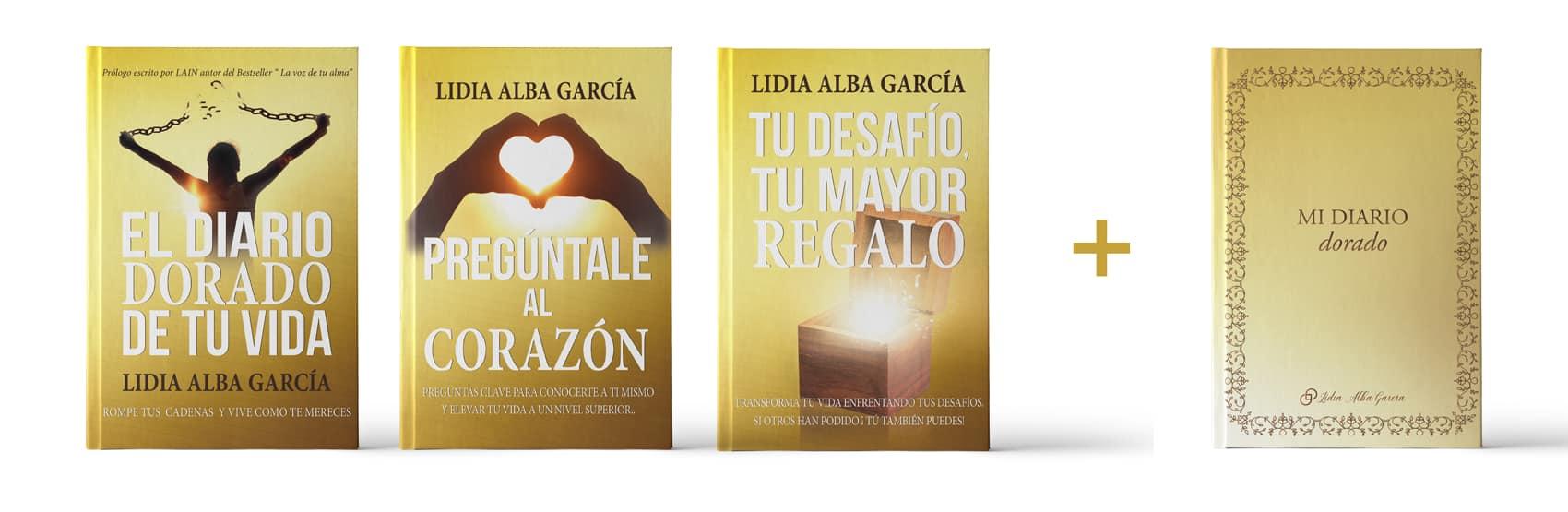 Trilogía completa + Diario Personal